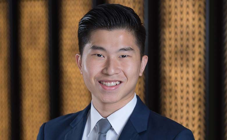 General Manager, Roy Liang won the 'Rising Star' award