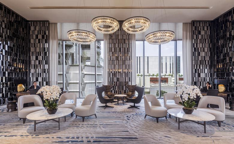 Oakwood Premier OUE Singapore Wins Top Accolade at the Serviced Apartment Awards 2018
