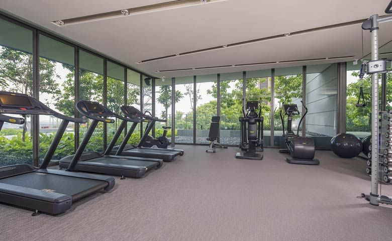 Oakwood Premier OUE Singapore promotes healthful lifestyle to guests