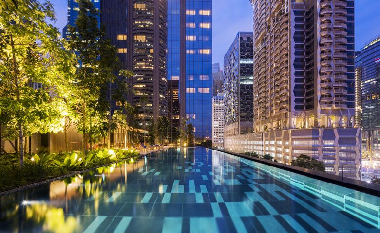 Oakwood Premier OUE Singapore Leads Evolution of Luxury Serviced Apartment Concept in Singapore