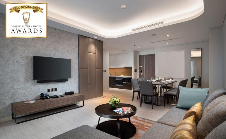 Oakwood Residence Hanoi Emerges as Continent Winner (Asia) and Best Luxury Serviced Apartment at World Luxury Hotel Awards