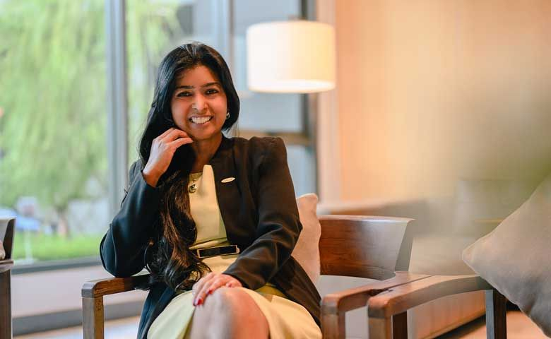 Lina Abdullah is promoted to the regional role after five years of leadership excellence at two Oakwood properties in Thailand