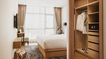 Book at least 30 days in advance to enjoy 20% off Best Flexible Rates