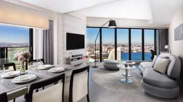 Complimentary night stay with Mastercard®