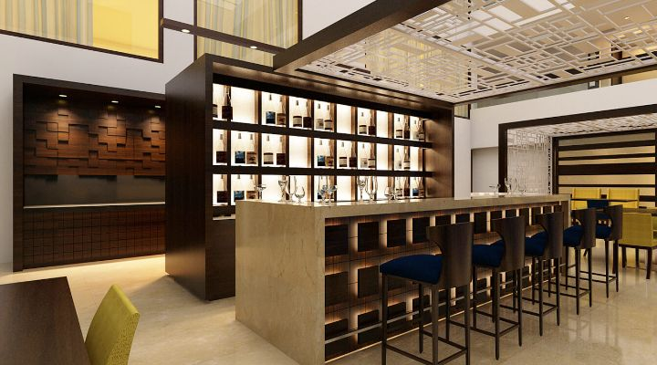 Oakwood Residence Prestige Whitefield, Bangalore's bar
