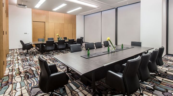Oakwood Residence Damei Beijing's meeting room