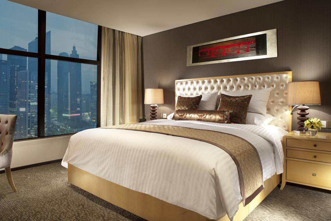Oakwood Premier Guangzhou's two-bedroom superior apartment